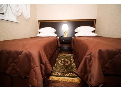 Отель Таурух | Домбай | Стандарт 2-местный