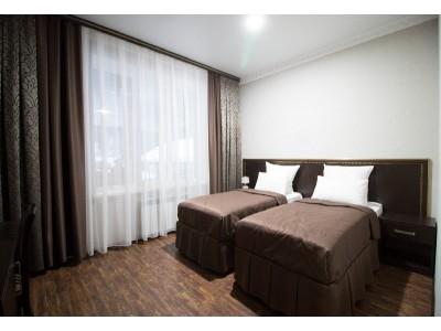 Отель Таурух | Домбай | Делюкс 2-местный