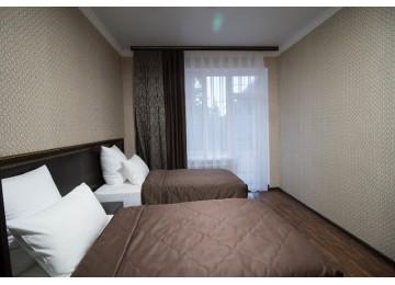 Делюкс 2-местный | Отель Таурух Домбай