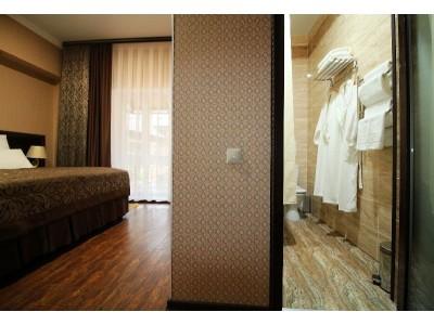 Отель Таурух | Домбай | Люкс комфорт 2-местный
