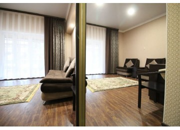 Люкс 2-комнатный | Отель Таурух Домбай