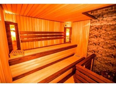 Отель Таурух | Домбай | Сауна