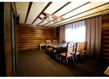 Финская сауна | Отель «Таурух» | Домбай